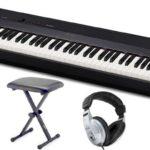 Das Bedienfeld des Pianos ist intuitiv und benutzerfreundlich