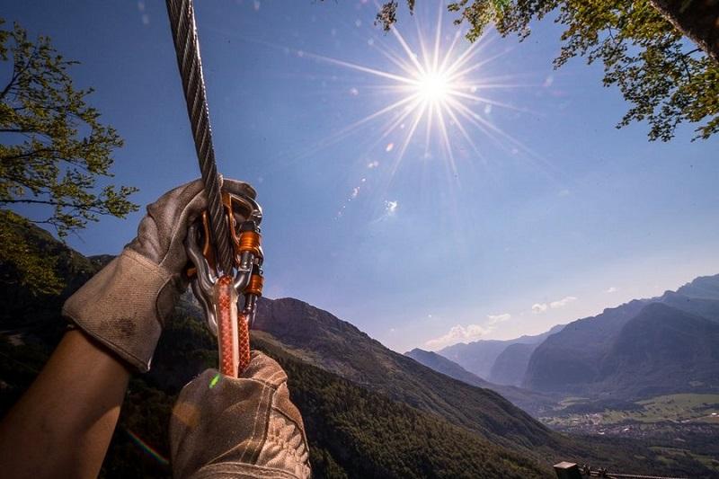 Zipline Soca – ein Adrenalinabenteuer