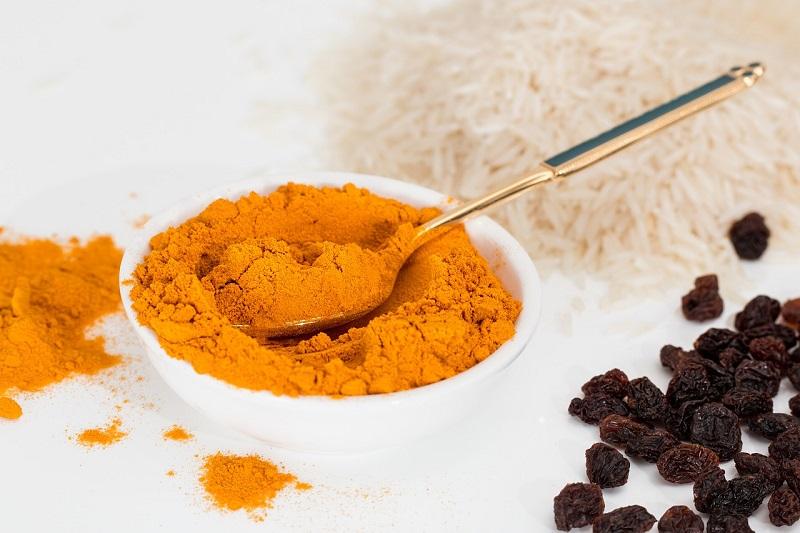 Kurkuma enthält auch Lipopolysaccharid