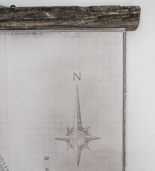 Historische Karten können Ihnen helfen, die Dinge um Sie herum zu sehen.