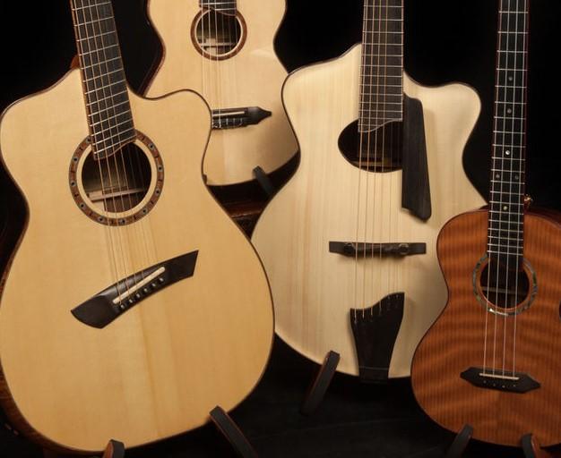 4 Wege, um Gitarre zu lernen